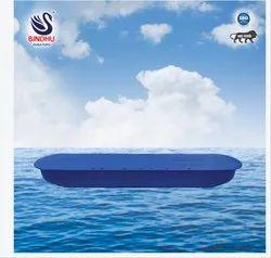 Paddle Wheel Aerator Float HDPE