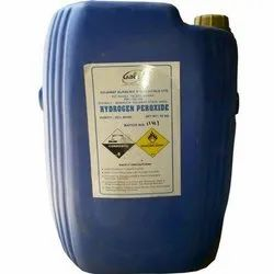 Liquid GACL Hydrogen Peroxide, Packaging Type: Hdpe Carboy, Packing Size: 50 Kg