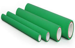 Green Round Triple Layer PPR Pipe