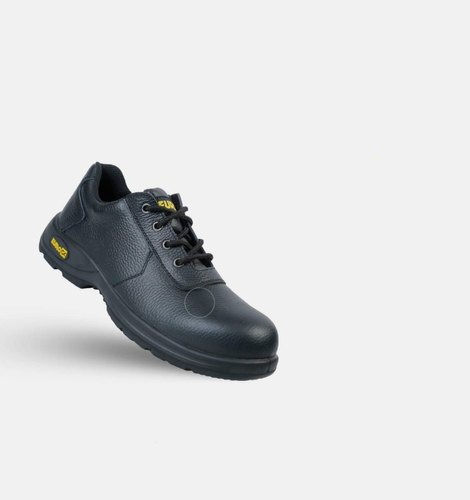 Eurock Leather Safety Shoes