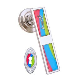 Godrej Aluminium Almirah 5050 Handles, For Cabinet, Size: 28mm To 40mm