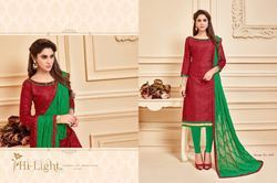 Unstitched Dress Material Stylish Latest Salwar Suit