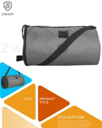 Workout Duffle Gym Bag
