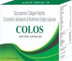 Glucosamine Collagen Peptide Chondroitin Multivitamins and Multiminerals