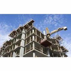 Concrete Frame Structures Industrial Construction Service