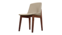 Wooden Cafeteria - Latte Dining Chair