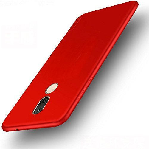 cheaper eaba1 638a8 Red Honor 9i Back Cover