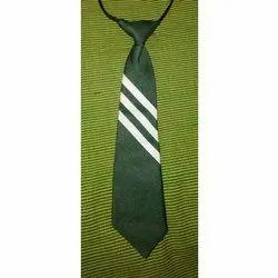 Polyester School Tie