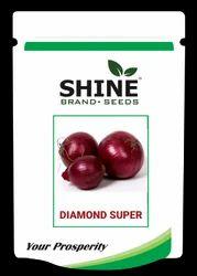 Shine Brand Seeds Onion Seeds - Diamond Super, Pack Size: 1kg
