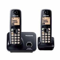Panasonic Cordless Phone KX-TG3712BX