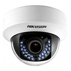 1.27 MP Day & Night Hikvision HD 1080p IR Dome Camera, for Security