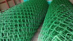 PVC Coated Chain Link Fence for Defence