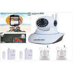 HD Wireless Space Robot Camera Baby Monitor WIFI Camera, Wireless