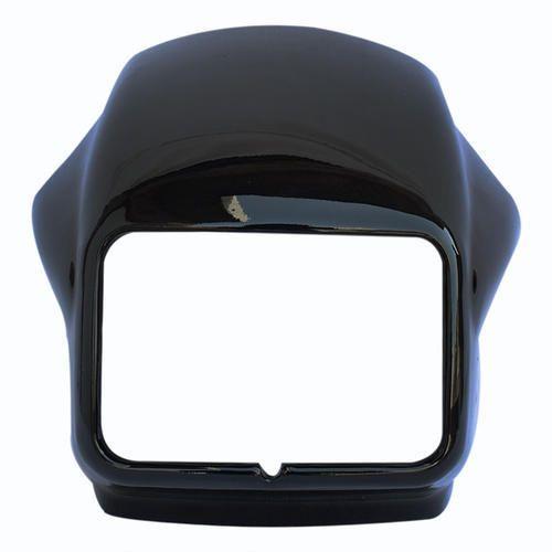 Splendor Plus Headlight Visor Headlights Visor Harmony Traders