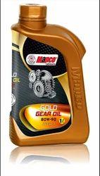 Gold Gear Oil 80W-90