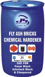 Fly Ash Brick Chemical Hardener