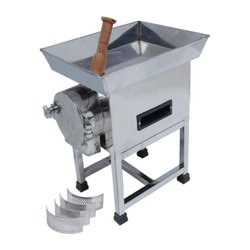 2 HP Regular Gravy Machine With Hammer 1.25 Stand