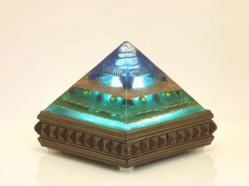 Manufacturer of Energized Orgonite Pyramids & Tensor Ring