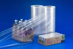 Laminated LDPE Stretch Film Roll, Thickness: 2-5 micron, Pack Size: 10-50 m