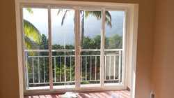 UPVC Sliding Balcony Door