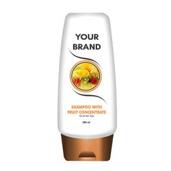 Shampoo With Fruit Concentrate