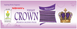 Metallic Violet Incense Sticks