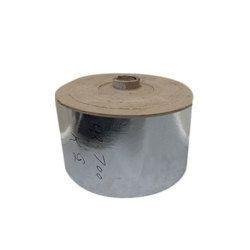 Metallic Silver Paper Roll