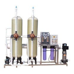 2000 LPH COMMERCIAL/INDUSTRIAL RO PLANT