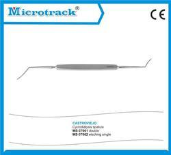 Castroviejo Cyclodialysis Spatula Ophthalmic Instruments