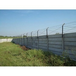 Prefab  Factory Compound Wall