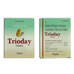Trioday Tenofovir Disoproxil