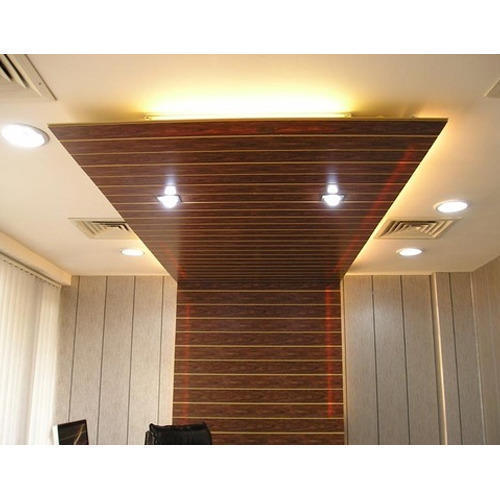 Film Coated Pvc Ceiling For Restaurant Rs 28 Box Vensai Global Private Limited Id 19066865562