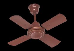 Breeze Ceiling Fan 600 Mm Brown