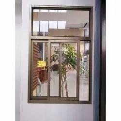 Sliding Galvanized Rectangular Aluminium Window Frame