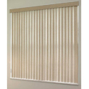 Pvc Vertical Window Blinds, Thickness: 2-5 Mm