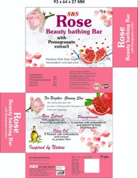 Rose Pomegranate Soap