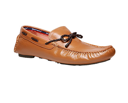 89bf44381e47ea Tan Light Brown Smooth Leather Hush Puppies Tan Brown Loafers For Men  F85439920000FI