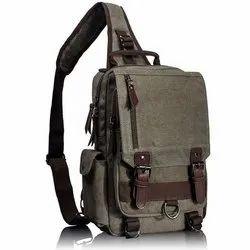 Lubna Trader Plain LT Shoulder Bag