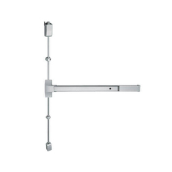 Door Panic Bar, Stainless Steel, Usage Type: Heavy Duty