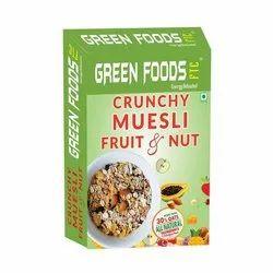 750 Gm Green Foods Crunchy Fruit & Nut