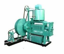Super 15 H.P. Single Chamber 9 Bolt Oil Expeller Machine