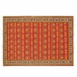 Shanti Carpets Printed Designer Handmade Cotton Durries