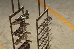 Titanium Anodising Frames (Replaceable Hook)