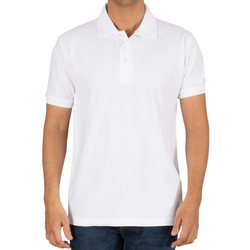 Full Sleeves Men Micro Polyester Polo T-Shirt