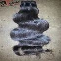 Remy Single Drawn Natural Wavy Human Hair