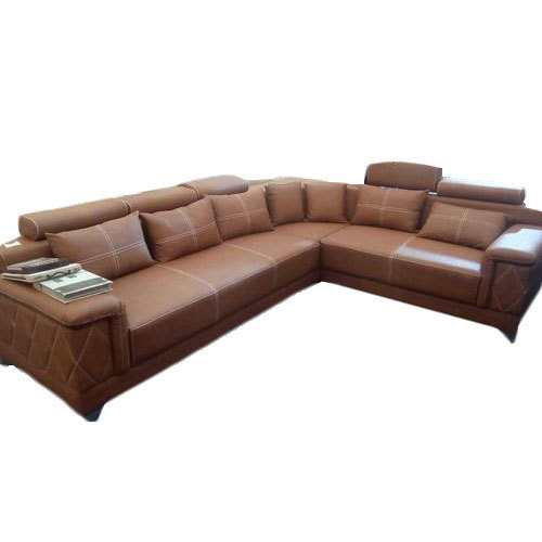Modern L Shaped Sofa Set
