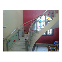 Modular Stair Railing