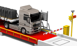 Unmanned Weighbridge System