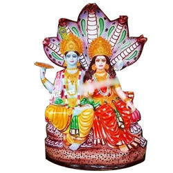 Lord Lakshmi and Vishnu Statue