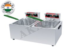 Electric Double Deep Fryers